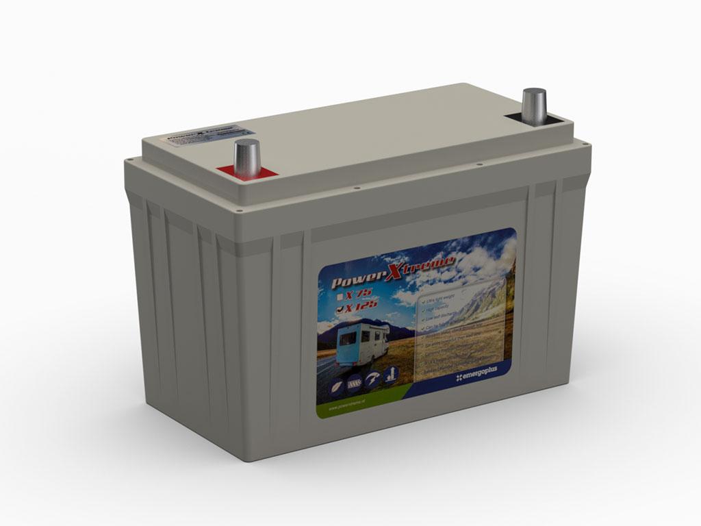 Power Xtreme X125 Lithium Batterie